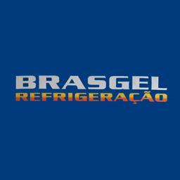 Logotipo da Brasgel Refrigeração (Loja de refrigeração em Santa Maria da Vitória - BA)