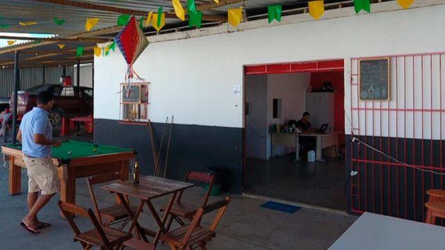 Imagem da galeria de fotos da Dynamo Garage