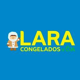 Logotipo da Lara Congelados e Cia (Congelados e produtos naturais em Santo Antônio de Jesus - BA)