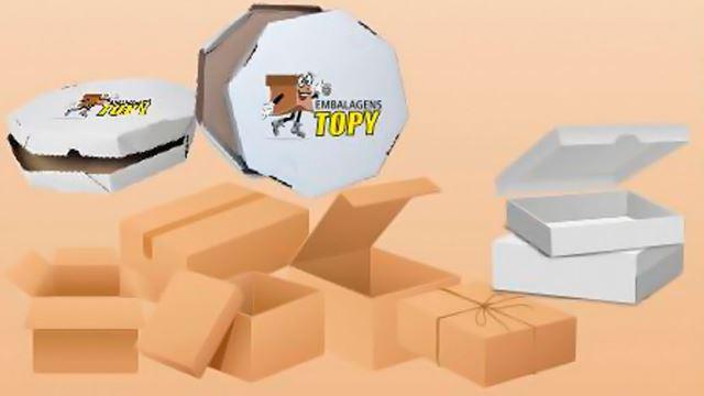 Imagem da galeria de fotos da Embalagens Topy