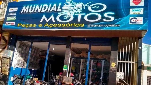 Imagem da galeria de fotos da Mundial Motos