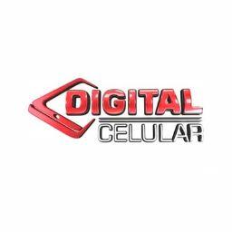 Logotipo da Digital Celular (Loja de celular em Irecê - BA )