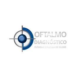 Logotipo da Oftalmo Diagnostico Cirurgia de Olhos (Clínicas oftalmológicas em Guanambi - BA  )