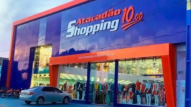 Imagem da galeria de fotos do Atacadão Shopping 10