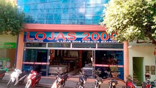 Imagem da galeria de fotos da Lojas 2000