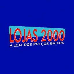Logotipo da Lojas 2000 (Sofás, guarda-roupas em Macaúbas - BA)