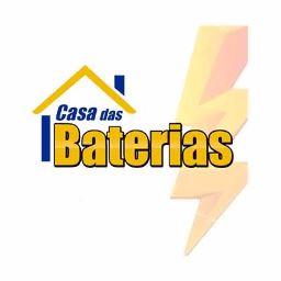 Logotipo da Casa das Baterias (Baterias para carros em Guanambi - BA)