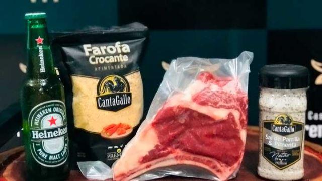 Imagem da galeria de fotos da Casa de Carnes Premium Grill